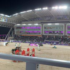 Woche 1 in Doha – sehr gut, locker und gewaltig