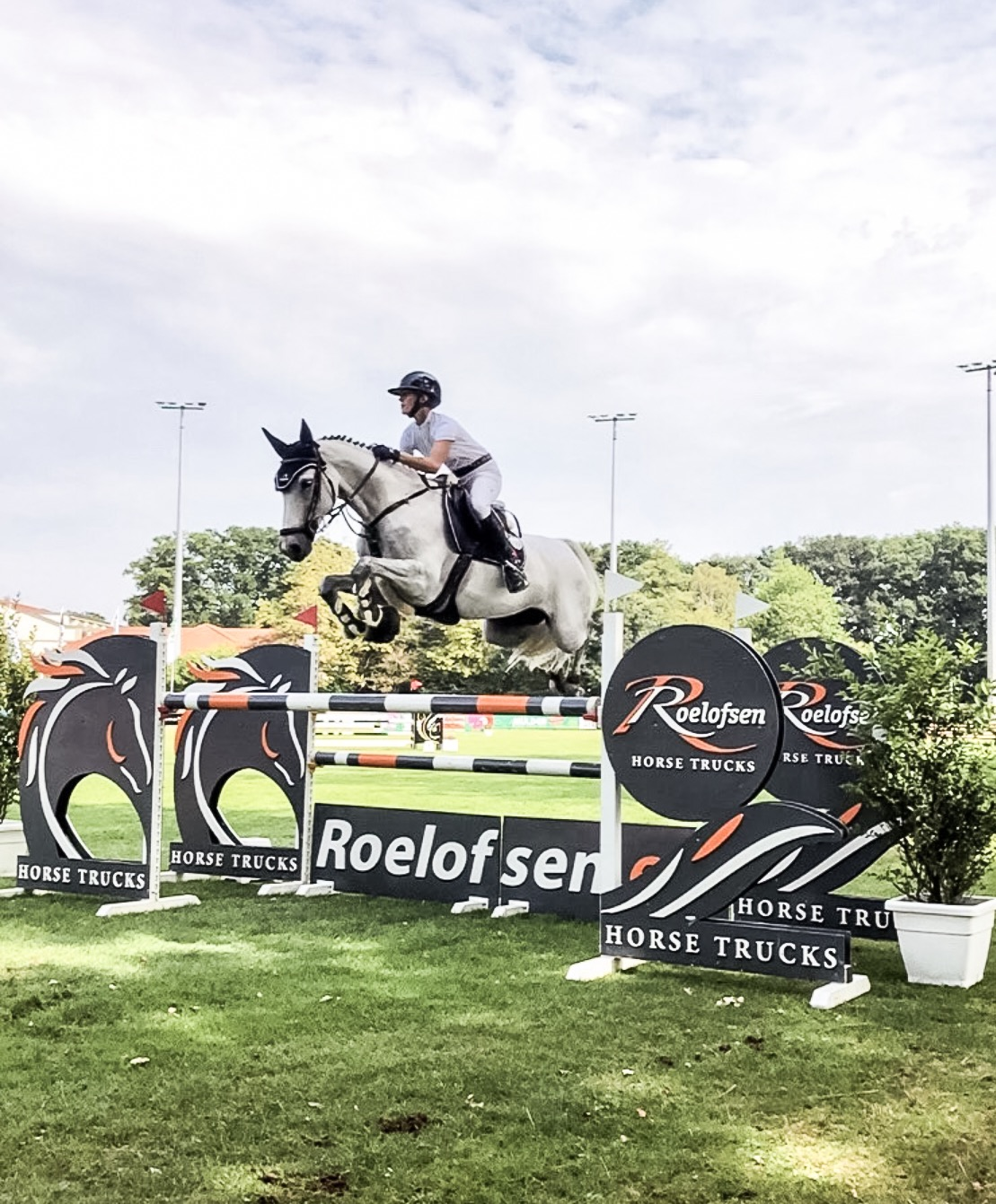 You are currently viewing Erfolgreiche Tage beim CSI** Riesenbeck