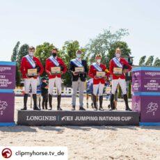 Nationenpreis Sieg für Maurice & Don Diarado